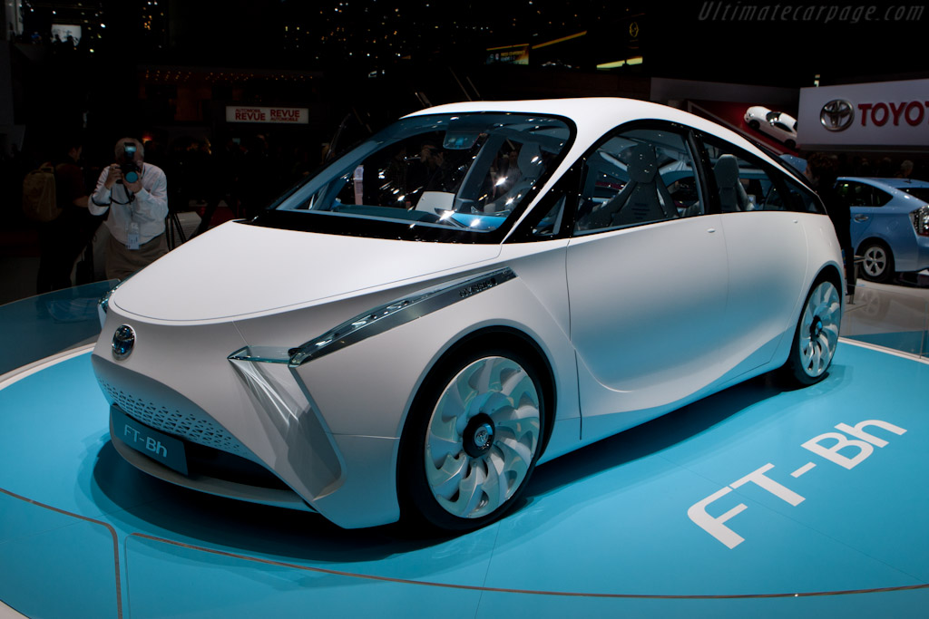 Toyota FT-BH Concept    - 2012 Geneva International Motor Show
