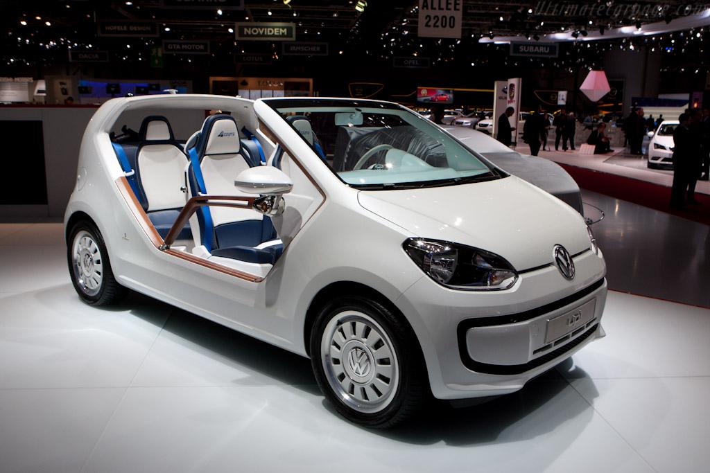 Volkswagen Beach Up!    - 2012 Geneva International Motor Show