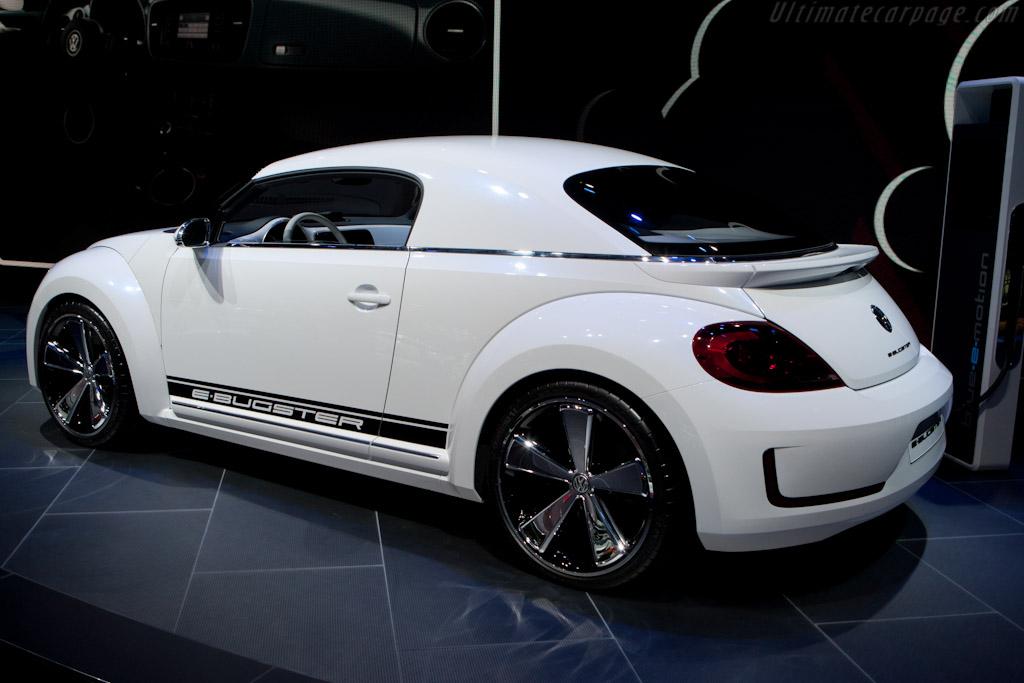 Volkswagen E-Bugster    - 2012 Geneva International Motor Show