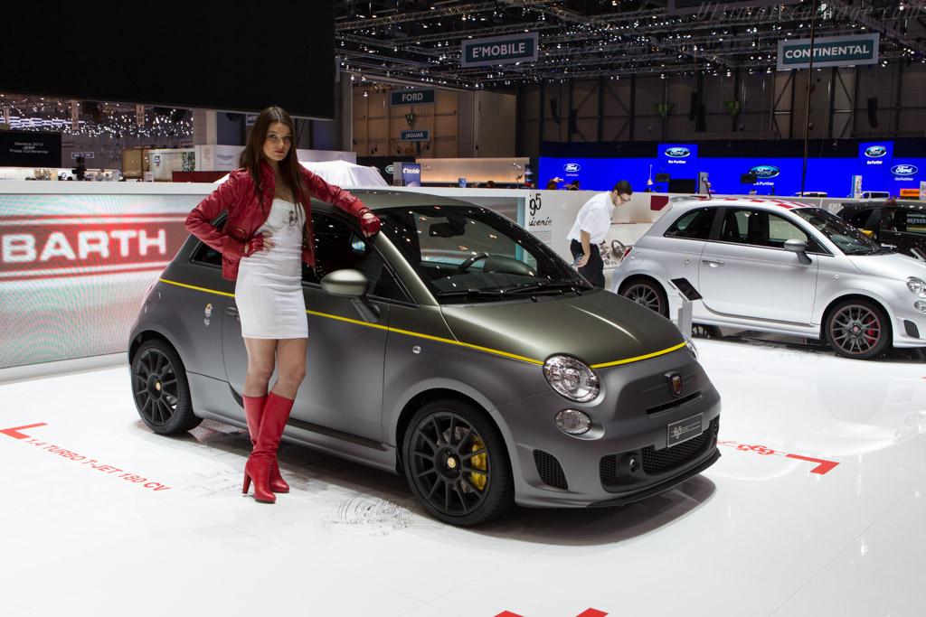 Abarth 695    - 2013 Geneva International Motor Show