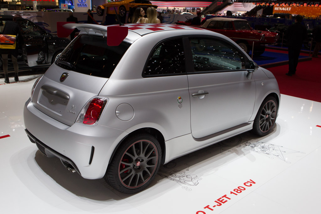 Abarth 695    - 2013 Geneva International Motor Show