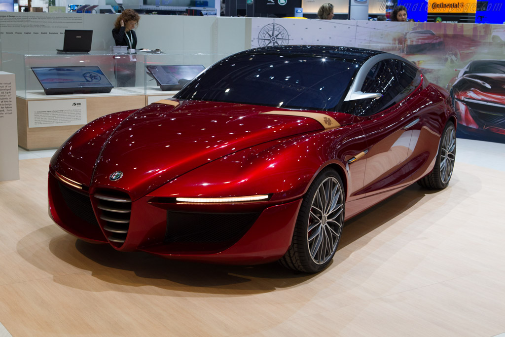 Alfa Romeo Gloria    - 2013 Geneva International Motor Show