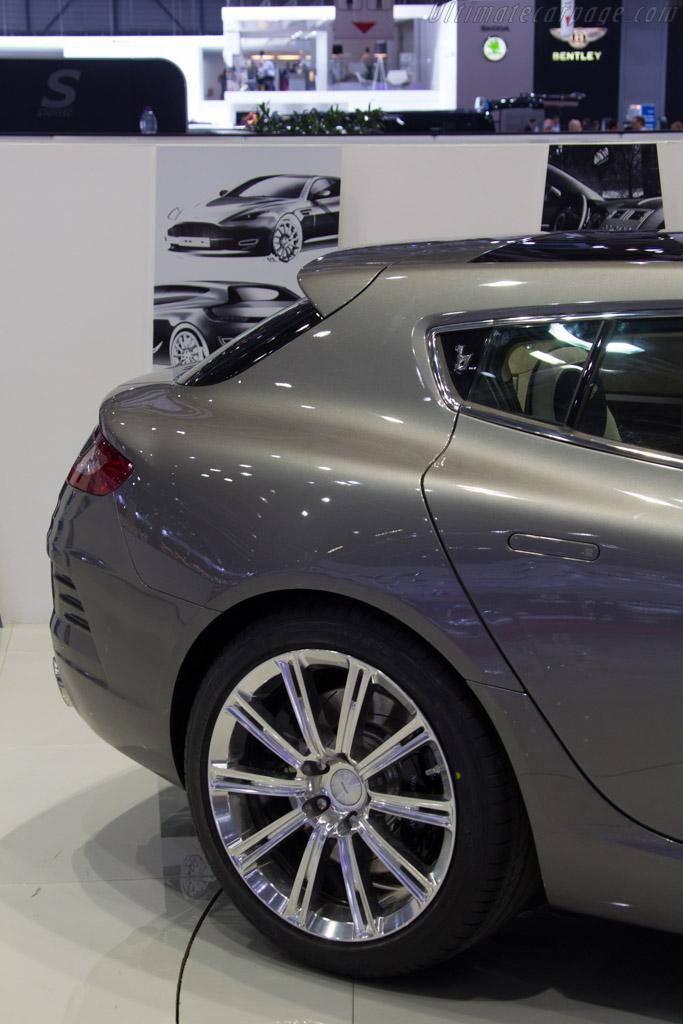 Aston Martin Bertone Jet 2+2    - 2013 Geneva International Motor Show