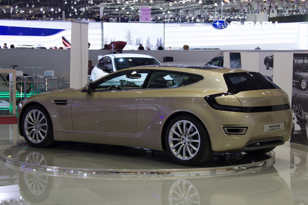 Aston Martin Bertone Jet 2    - 2013 Geneva International Motor Show