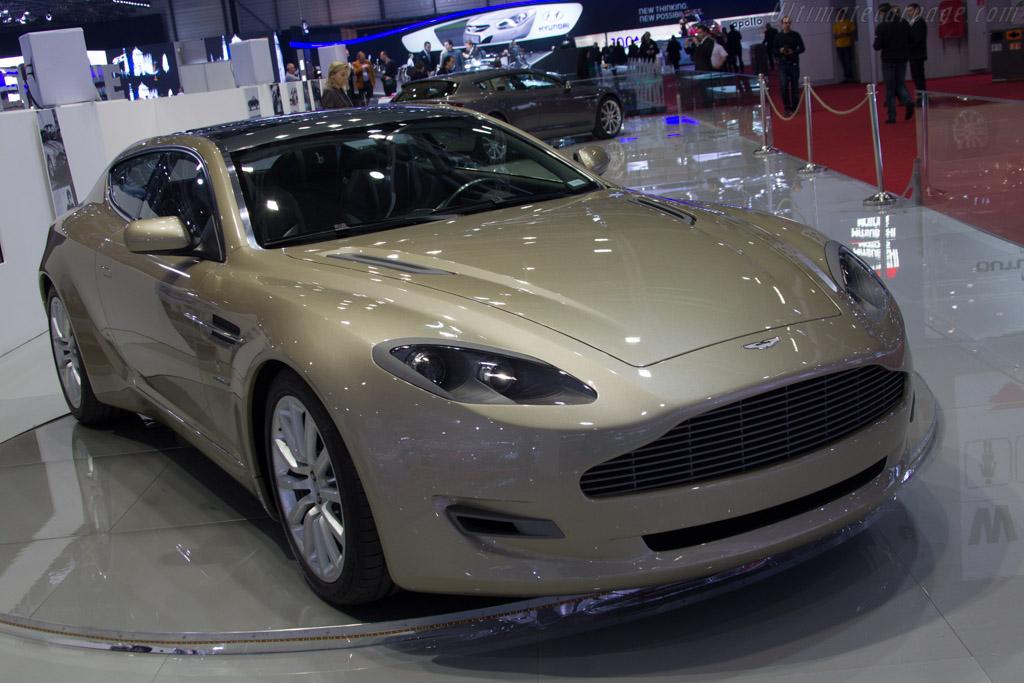 Aston Martin Bertone Jet 2    - 2013 Geneva International Motor Show