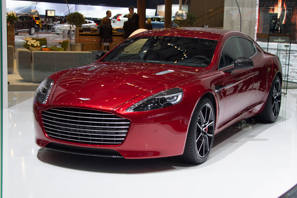 Aston Martin Rapide S    - 2013 Geneva International Motor Show