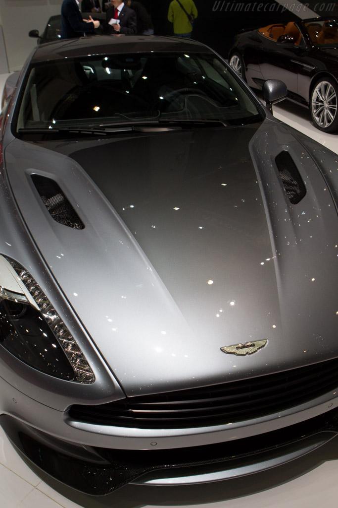 Aston Martin Vanquish Centenary Edition    - 2013 Geneva International Motor Show