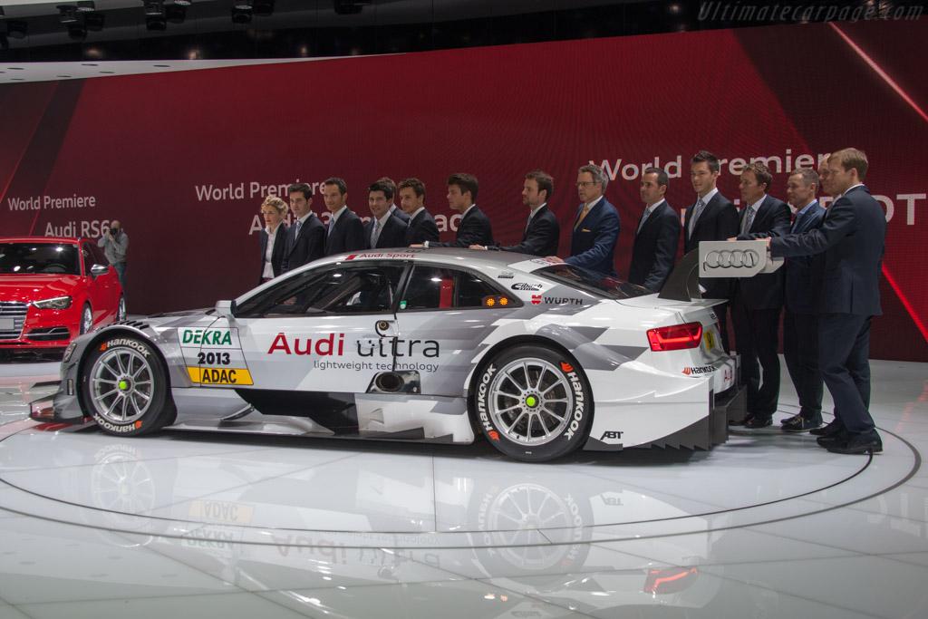 Audi RS 5 DTM    - 2013 Geneva International Motor Show