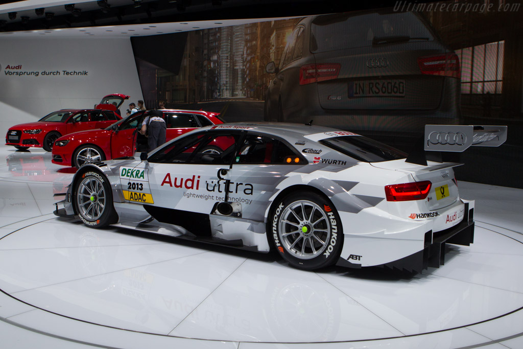 Audi RS 5 DTM    - 2013 Geneva International Motor Show