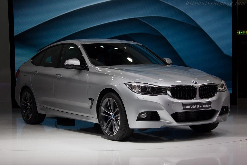 BMW 3 Grand Tourer    - 2013 Geneva International Motor Show