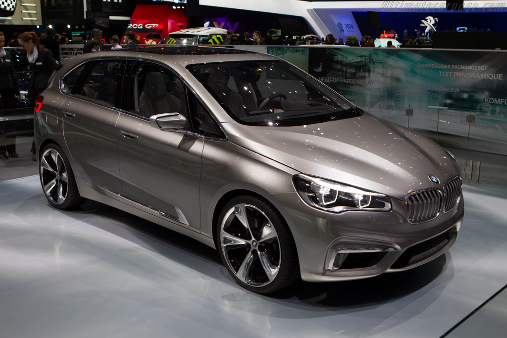BMW Concept Active Tourer    - 2013 Geneva International Motor Show