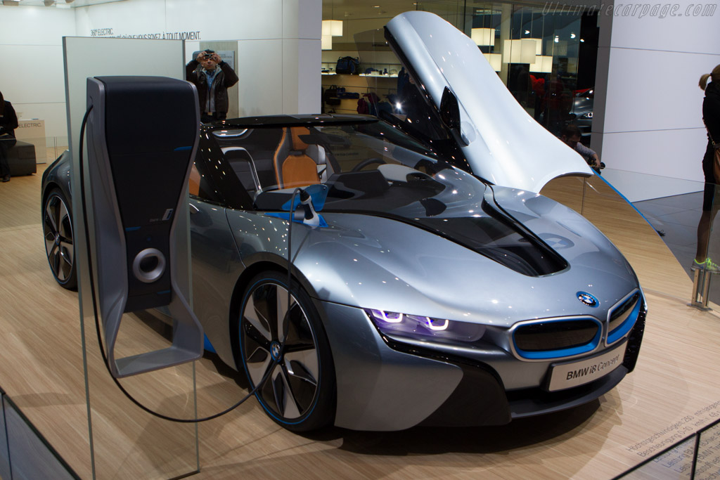 BMW i8    - 2013 Geneva International Motor Show