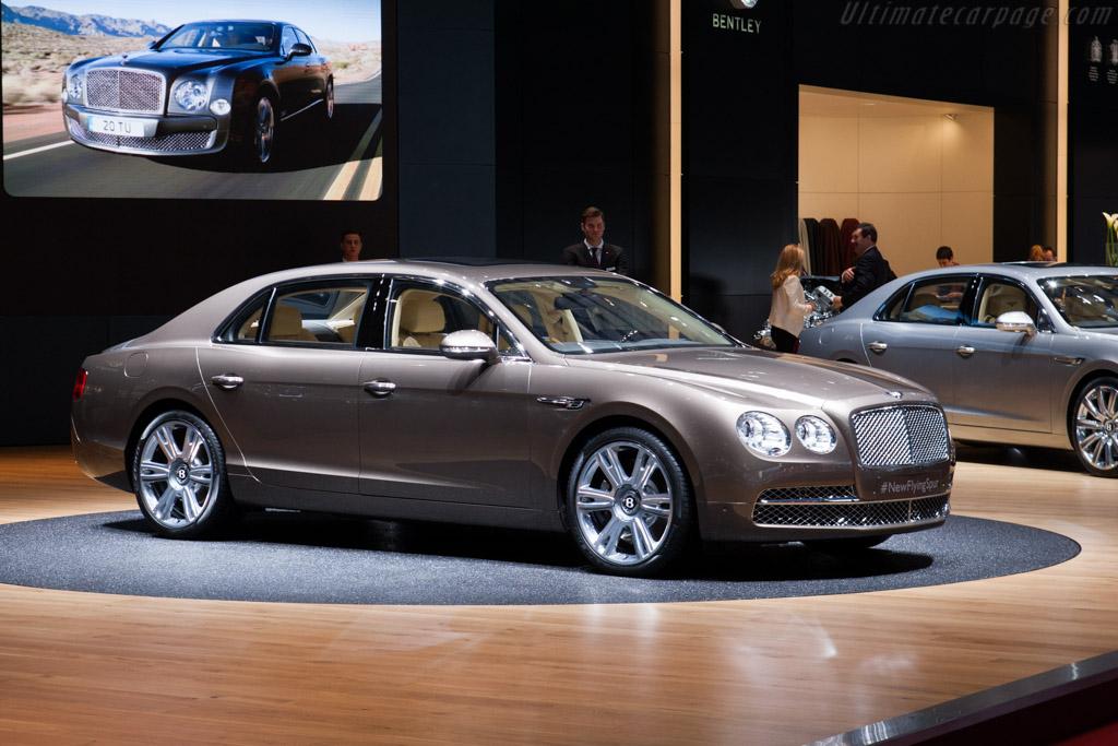 Bentley Continental Flying Spur    - 2013 Geneva International Motor Show