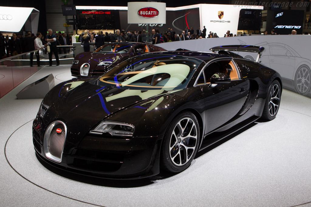 Bugatti Veyron Grand Sport - Chassis: VF9SV25223M795027   - 2013 Geneva International Motor Show