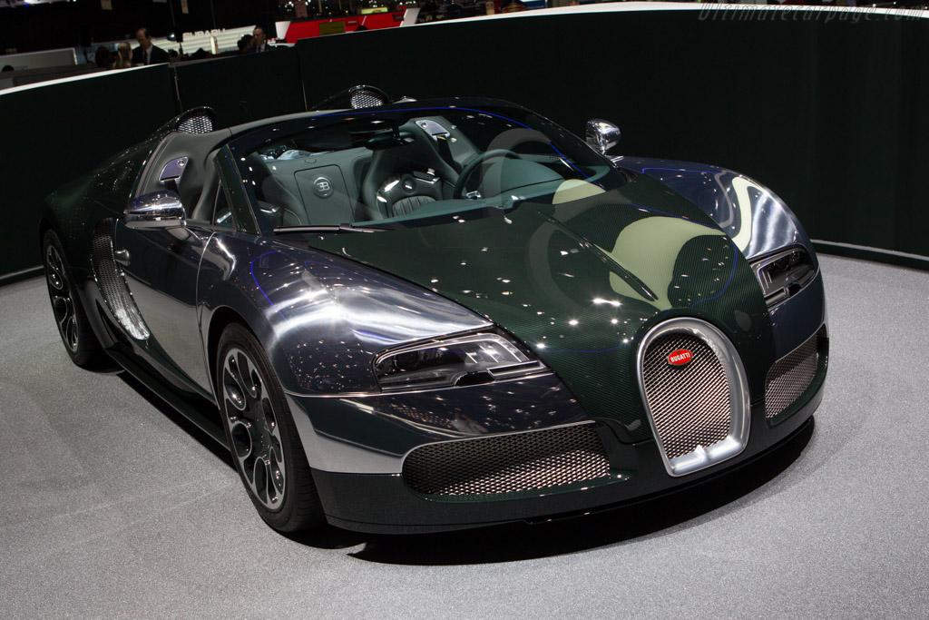Bugatti Veyron Grand Sport - Chassis: VF9SK25223M795053   - 2013 Geneva International Motor Show