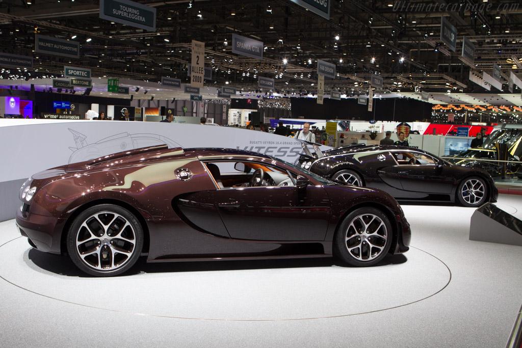 Bugatti Veyron Grand Sport Vitesse - Chassis: VF9SV25203M795026   - 2013 Geneva International Motor Show