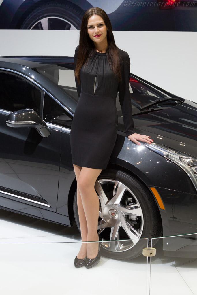 Cadillac ELR    - 2013 Geneva International Motor Show