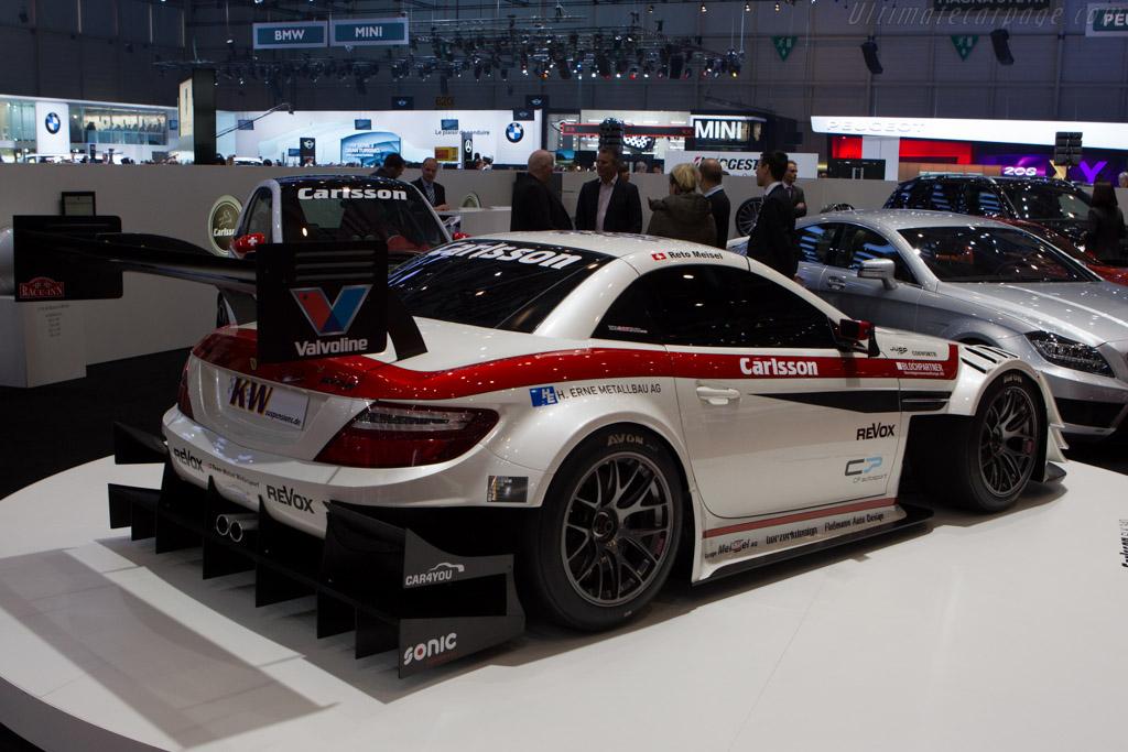 Carlsson SLK Judd    - 2013 Geneva International Motor Show