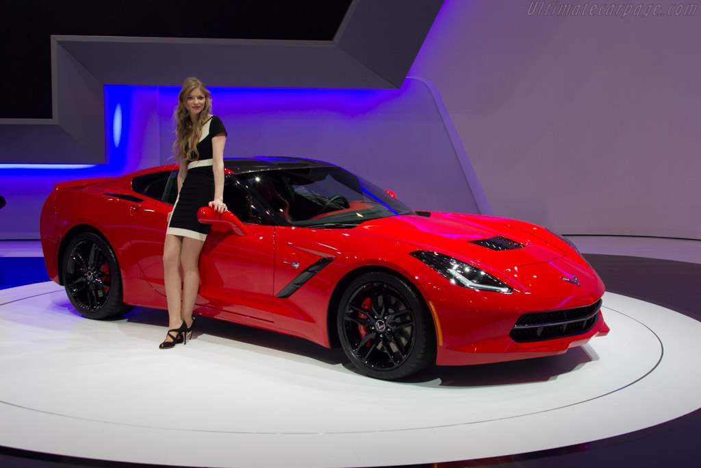 Chevrolet Corvette Stingray    - 2013 Geneva International Motor Show