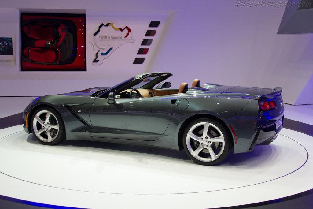 chevrolet corvette stingray convertible 2013 geneva