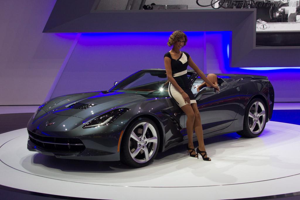 Chevrolet Corvette Stingray Convertible    - 2013 Geneva International Motor Show