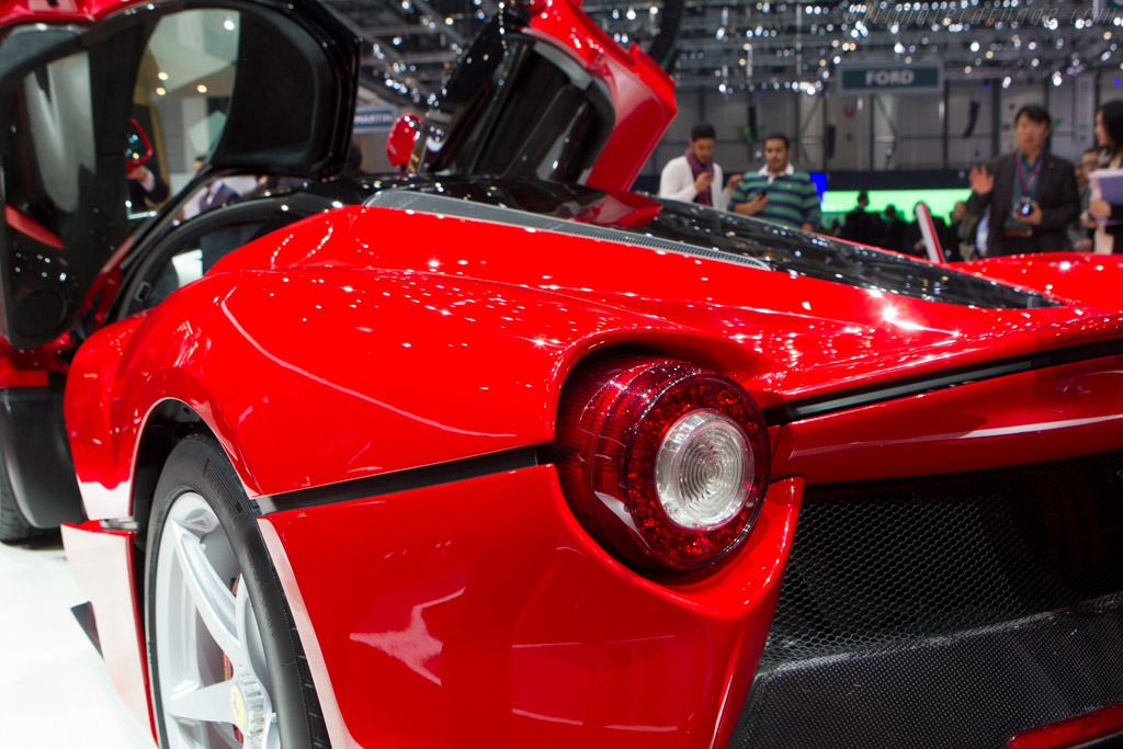 Ferrari LaFerrari - Chassis: 194527   - 2013 Geneva International Motor Show