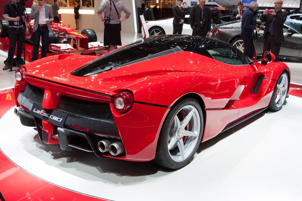 Ferrari LaFerrari - Chassis: 194527   - 2013 Geneva International Motor Show