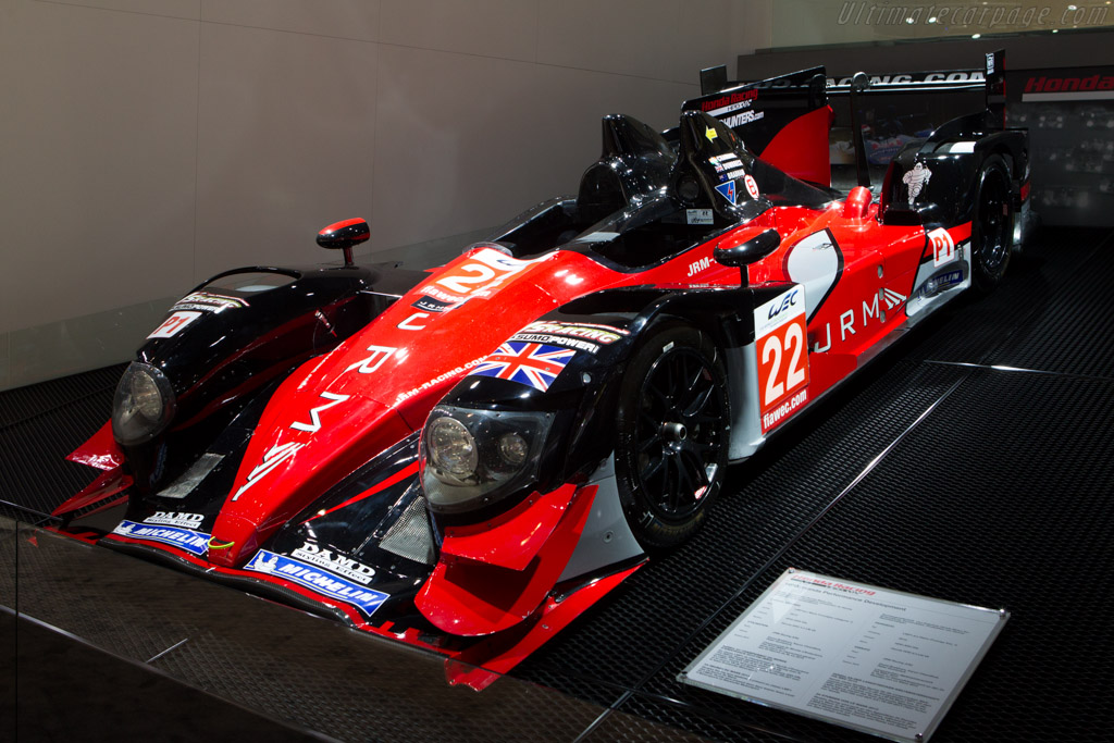HPD ARX-03a - Chassis: 01   - 2013 Geneva International Motor Show