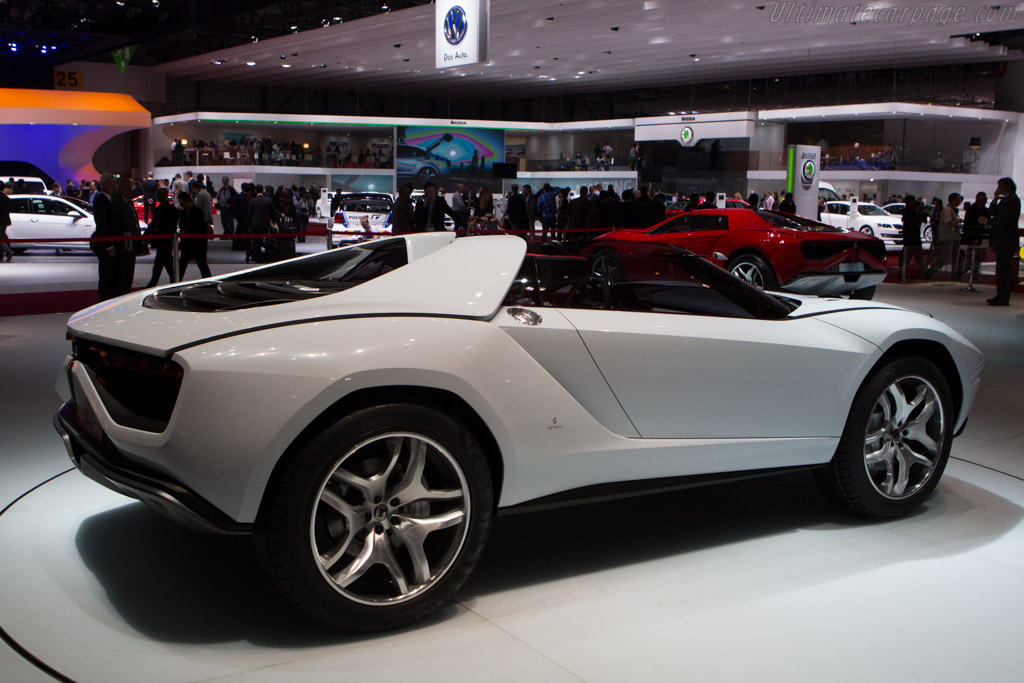 Italdesign Parcour Roadster    - 2013 Geneva International Motor Show