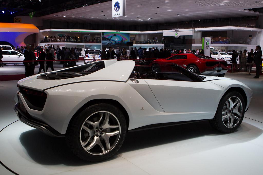 Italdesign Parcour Roadster    - 2013 Geneva International Motor Show