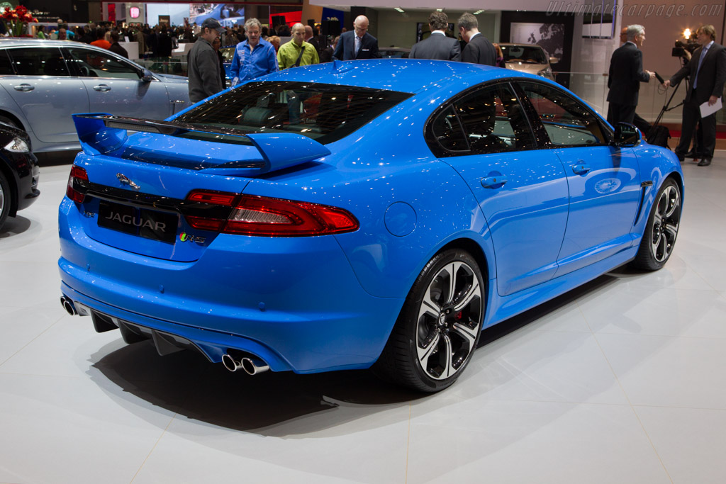 Jaguar XF RS    - 2013 Geneva International Motor Show