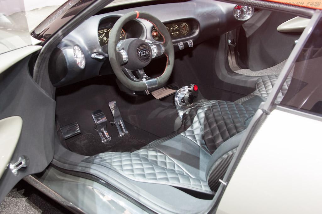 KIA Provo Concept    - 2013 Geneva International Motor Show
