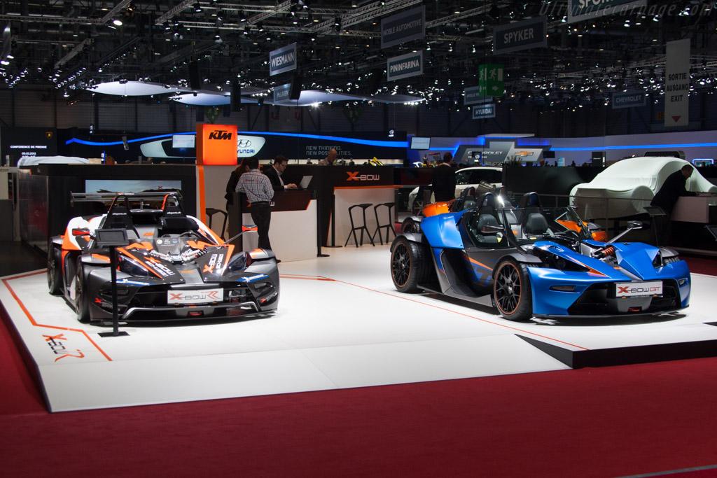 KTM    - 2013 Geneva International Motor Show