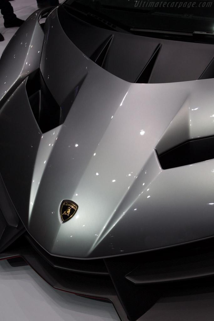 Lamborghini Veneno    - 2013 Geneva International Motor Show