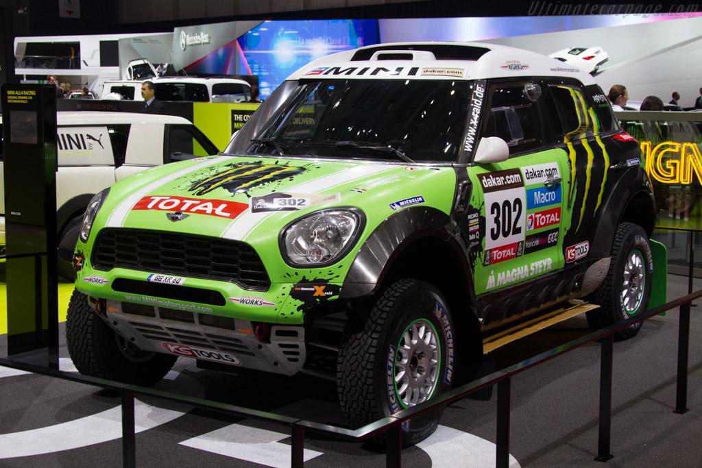 MINI X-Raid    - 2013 Geneva International Motor Show