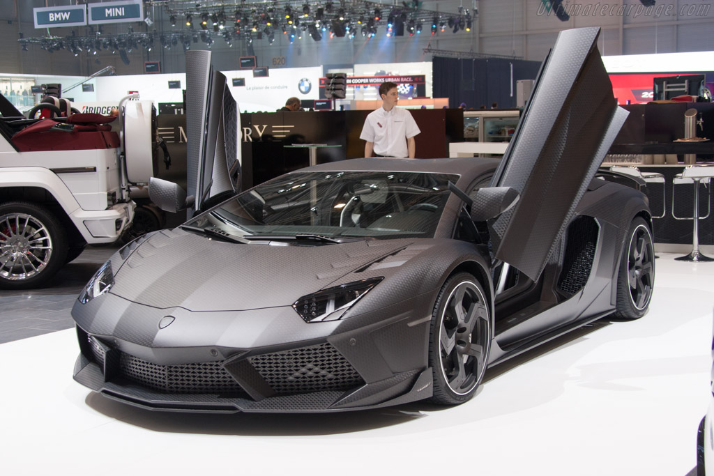 Mansory    - 2013 Geneva International Motor Show