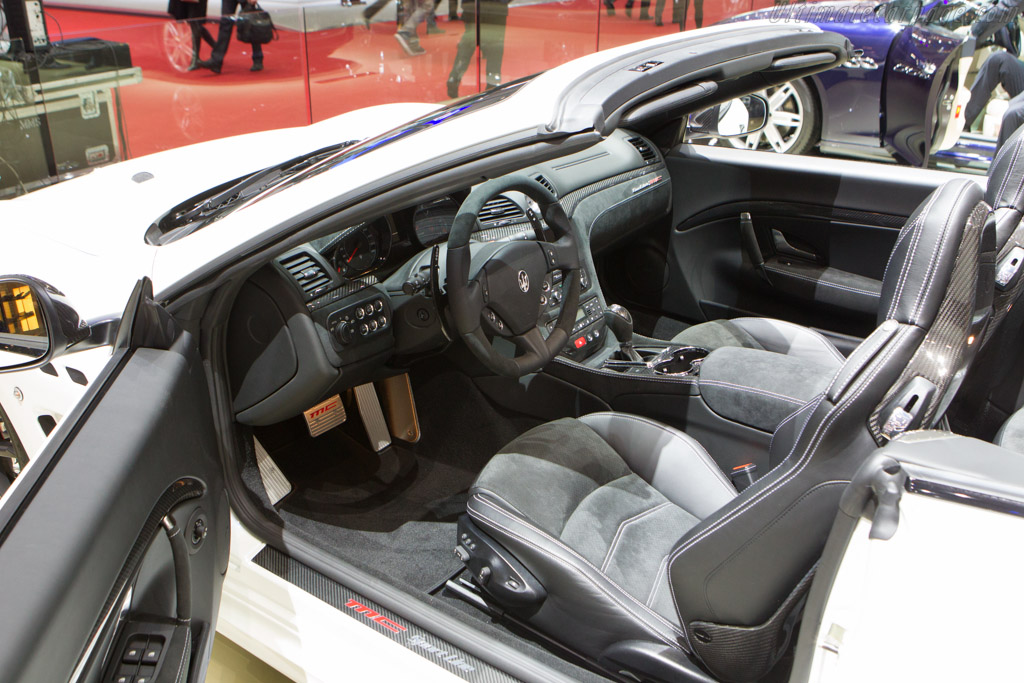 Maserati GranCabrio MC    - 2013 Geneva International Motor Show