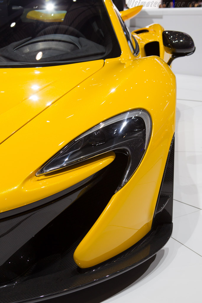 McLaren P1 - Chassis: XP11   - 2013 Geneva International Motor Show