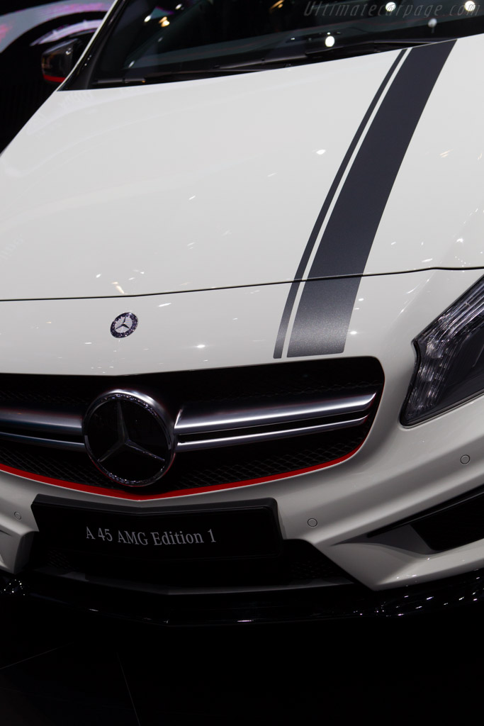 Mercedes Benz A 45 Amg 2013 Geneva International Motor Show
