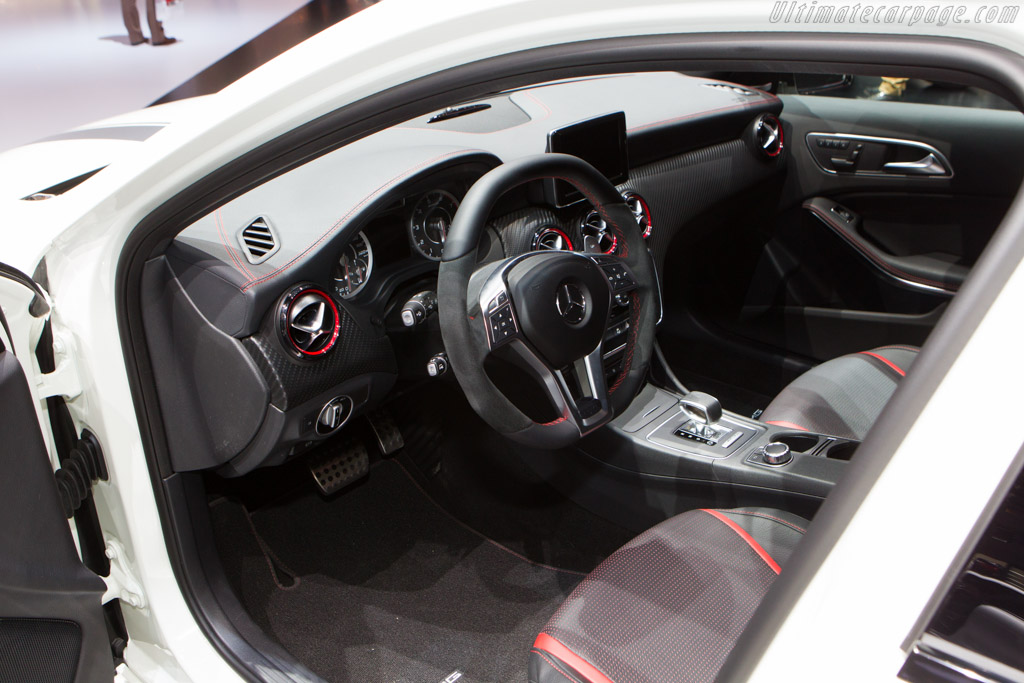 Mercedes-Benz A 45 AMG    - 2013 Geneva International Motor Show