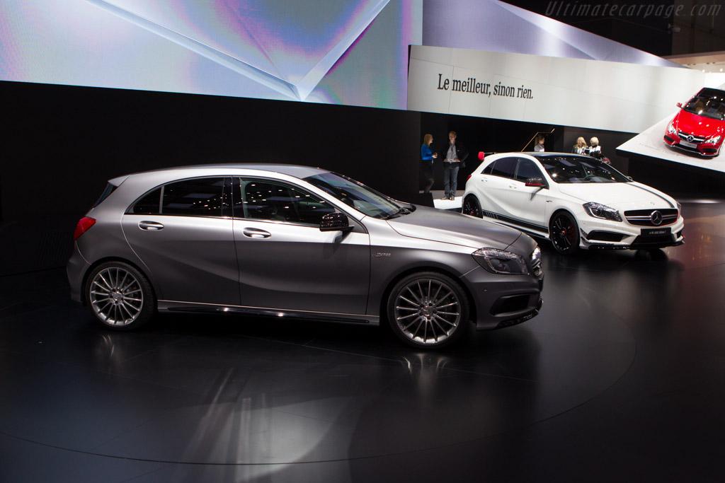 Mercedes-Benz A 45 AMG    - 2013 Geneva International Motor Show