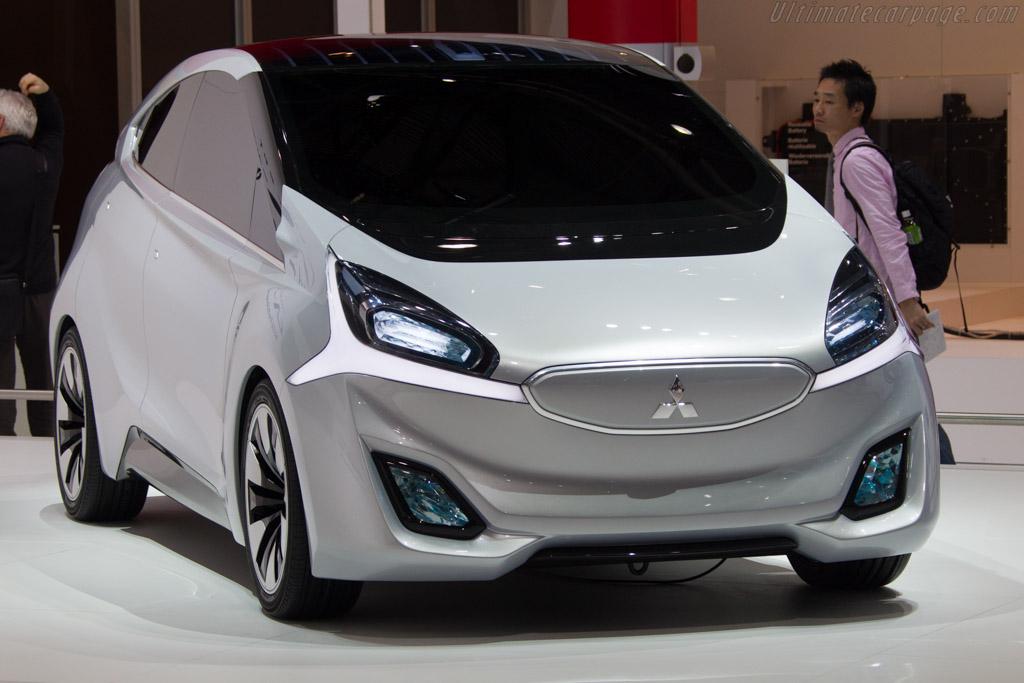 Mitsubishi CA-Miev Concept    - 2013 Geneva International Motor Show
