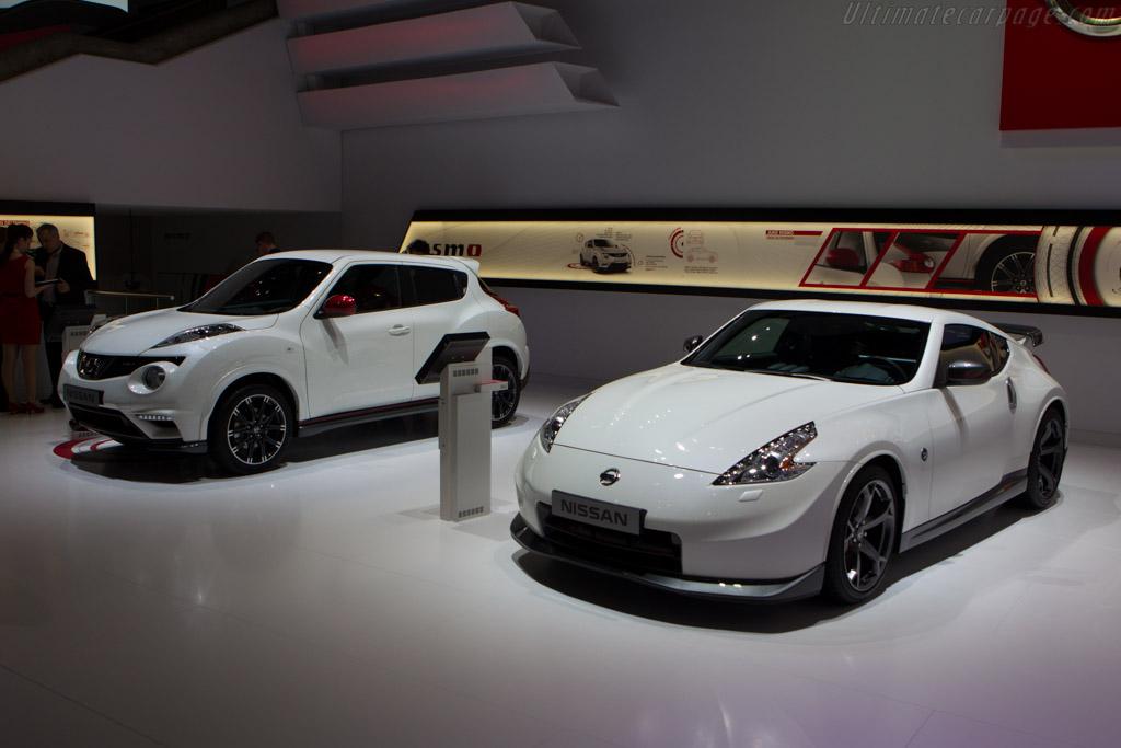 Nissan 370Z Nismo    - 2013 Geneva International Motor Show