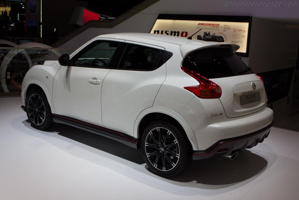 Nissan Juke Nismo    - 2013 Geneva International Motor Show