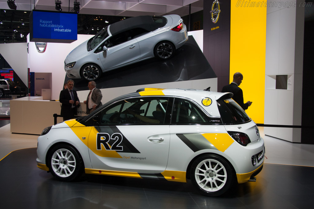 Opel Adam R2    - 2013 Geneva International Motor Show