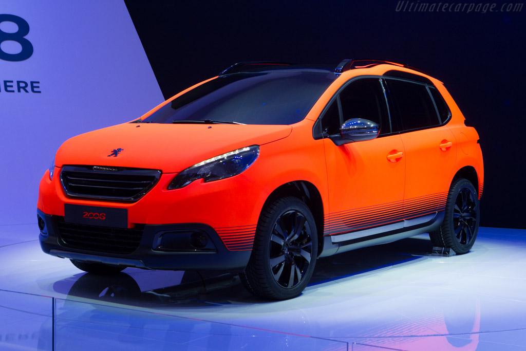Peugeot 2008    - 2013 Geneva International Motor Show