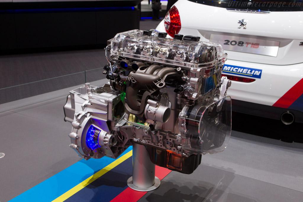 Peugeot 208 T16    - 2013 Geneva International Motor Show