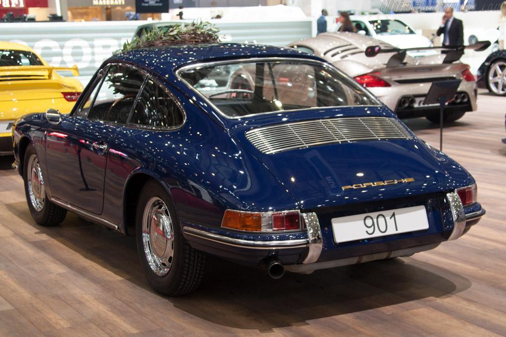 Porsche 901    - 2013 Geneva International Motor Show