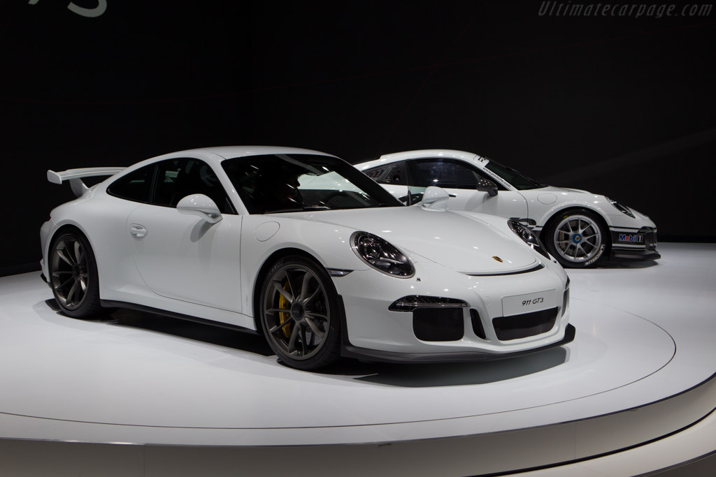Porsche 911 GT3    - 2013 Geneva International Motor Show
