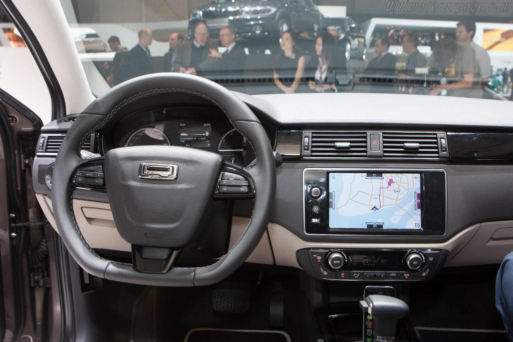 Qoros 3    - 2013 Geneva International Motor Show
